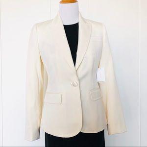 New Jcrew Tuxedo Style Off White Jacket